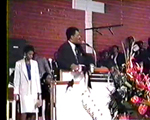 James Cleveland Funeral